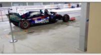 Afbeelding: Toro Rosso speelt verstoppertje met Gasly