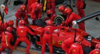 Afbeelding: Statistiek die de terugval van Ferrari tijdens races van 2019 laat zien