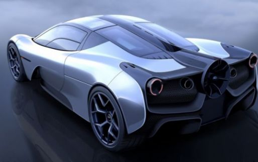 Racing Point help design street car with the most advanced aerodynamics ever