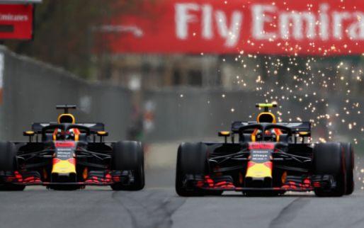Ricciardo blikt terug op Baku-crash met Verstappen: