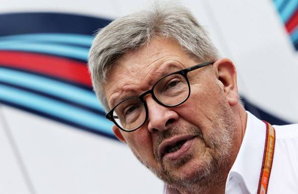 Brawn: I would have preferred to have persevered and stuck with the 2020 tyres
