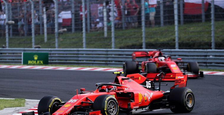"""De fans van Ferrari zijn indrukwekkend: """"Dat vergeet ik nooit meer"""""""