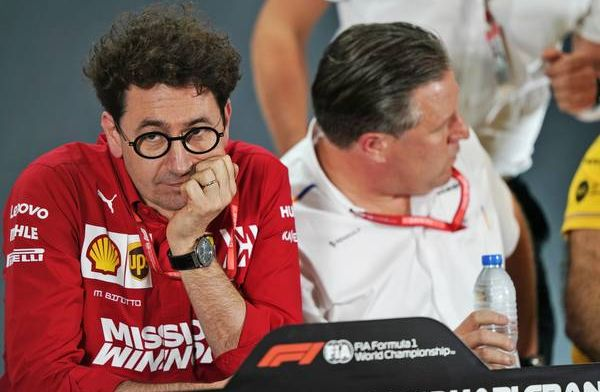Ferrari wilde eigenlijk tegen 2021-regels stemmen: Had anders toch geen zin