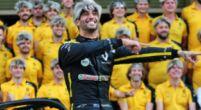 """Afbeelding: Ricciardo over mentaal zwaarste overwinning: """"Reed vier seconden langzamer"""""""