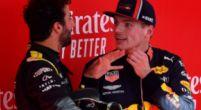 """Afbeelding: Ricciardo en Verstappen speelden geen spelletjes met elkaar: """"Had Max niets mee"""""""