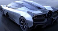 Image: Racing Point help design street car with the most advanced aerodynamics ever