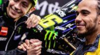 Afbeelding: Geen beelden van voertuigruil Rossi-Hamilton: is Monster iets groots van plan?