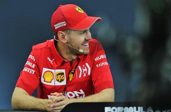 'Vettel aast op een zitje in 2021 bij McLaren''