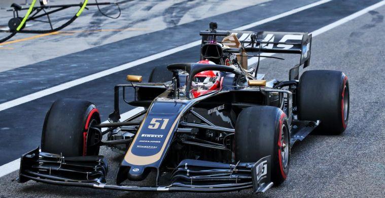 Haas-reserve Fittipaldi gaat weer racen in Formule-wagens