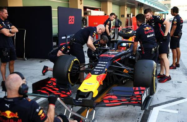 When does F1 pre-season testing start in 2020?