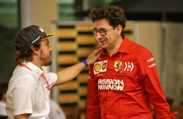 Liberty Media wilde Alonso in een Red Bull: 'Dan lopen de rillingen over hun lijf'