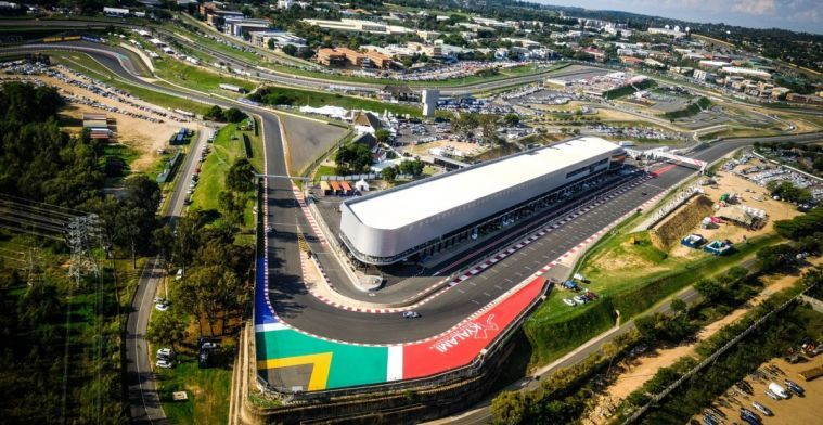 WEC returns to South Africa - Formula 1 to follow?