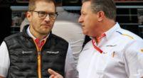 Afbeelding: Brown: ''Seidl heeft McLaren weer op de rit gekregen''