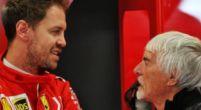 Afbeelding: Ecclestone: ''Als die zo doorgaat, rijdt hij in 2021 niet meer Formule 1''