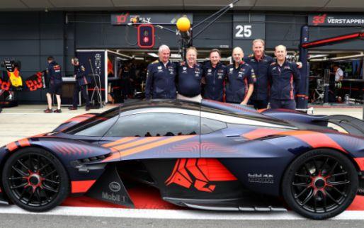 Aston Martin reageert op overnamegeruchten: