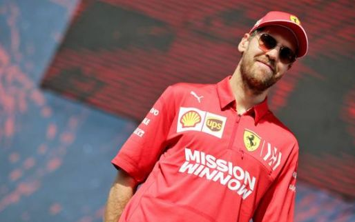 Sebastian Vettel loses No.1 status at Ferrari after