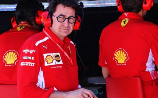 Afbeelding: Mattia Binotto says Vettel and Leclerc will start 2020