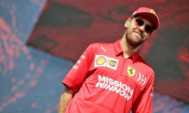 Afbeelding: Sebastian Vettel loses No.1 status at Ferrari after