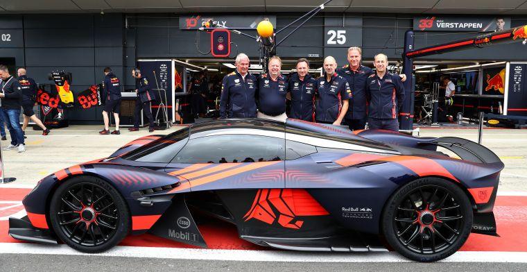 Aston Martin reageert op overnamegeruchten: Er worden gesprekken gevoerd
