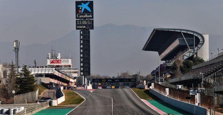 """Circuit de Catalunya: """"Wij overwegen zo'n rotatie in geen enkel scenario"""