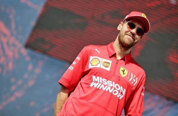 Sebastian Vettel loses No.1 status at Ferrari after inevitable Charles Leclerc
