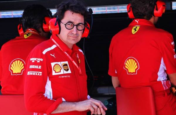 Mattia Binotto says Vettel and Leclerc will start 2020 on the same level
