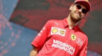 "Image: Sebastian Vettel loses No.1 status at Ferrari after ""inevitable"" Charles Leclerc"