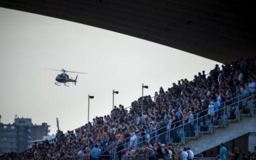 Fiets bij kaartje GP van Nederland blijkt niet de oplossing voor transportprobleem