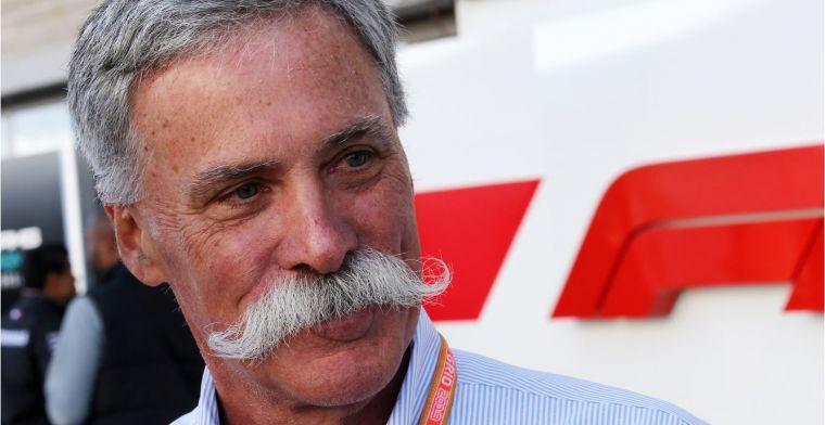 Carey: Nieuwe F1-teams mogen geen tweederangsburgers zijn