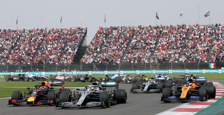 Weekly Roundup | Hamilton valt van motor, kritiek op Ricciardo en geduldige Wolff