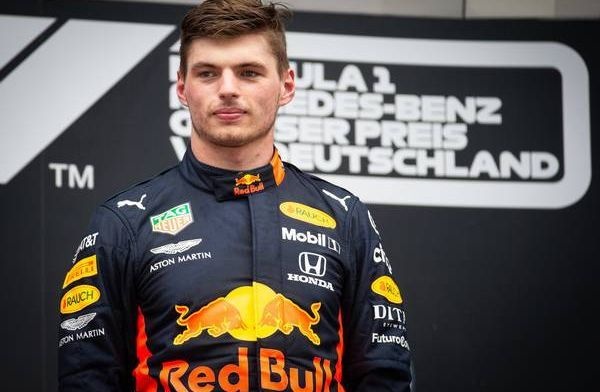 Max Verstappen to compete in Sim Racing Championships in 2020
