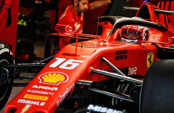 Ferrari start 2020 een week eerder met Pirelli-tests