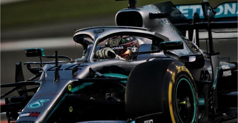 Mercedes is zo dominant dat 60 procent van het veld er kampioen mee kan worden