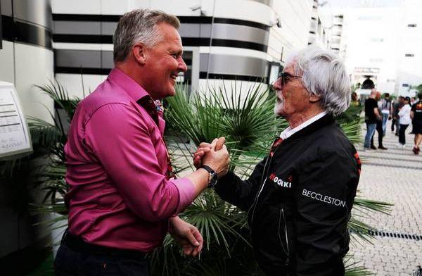 Herbert: Zou het niet briljant zijn om Hamilton in het rood te zien?