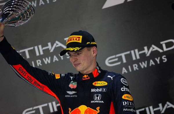 Max Verstappen: The pressure is on, we want to win in 2020