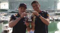 Afbeelding: Verstappen en Albon toch nog 'kampioen' in de Formule 1 dit seizoen