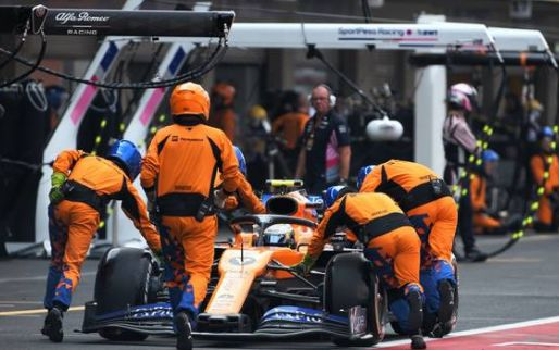 Norris underlines the key to McLaren's earnings