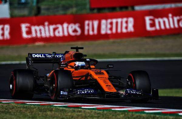Sainz had good feelings when he moved to McLaren