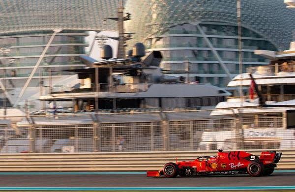 Ferrari heeft offers gebracht: Denk dat dat vrij belangrijk is nu