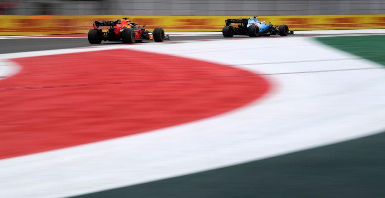 Mercedes brengt Russell voorzichtig: Kijk maar eens naar Verstappen