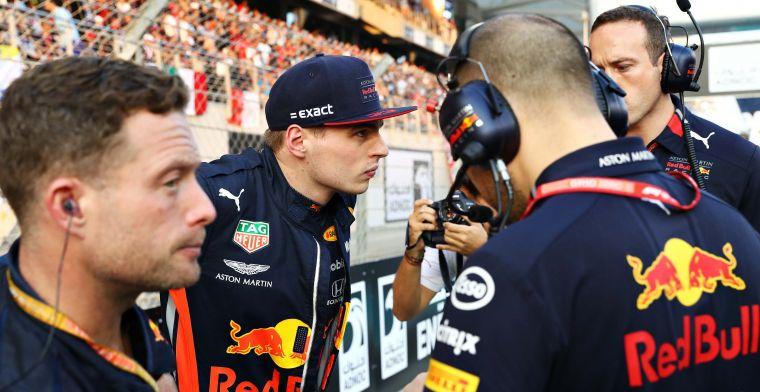 'Drama' voor Red Bull: Daardoor ligt Verstappen nu voor slechts een jaar vast
