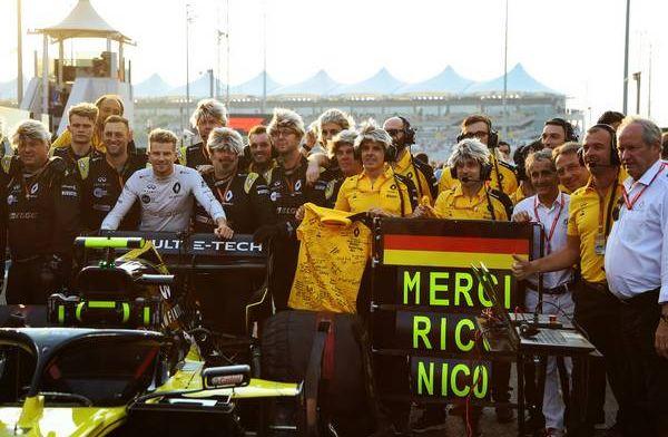Carlos Sainz praises Nico Hulkenberg: Many people forget how fast he is