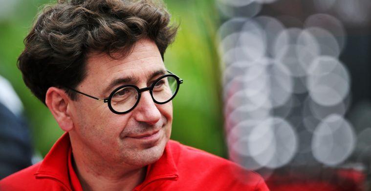 Ferrari niet verbaasd over extra aandacht: Dat krijg je als je vooroploopt