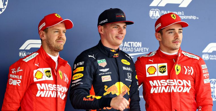 Vettel over nieuwe generatie met Leclerc en Verstappen: Zijn al gearriveerd
