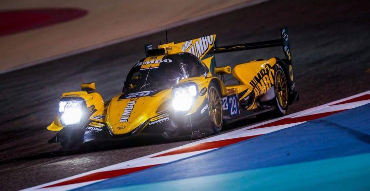 Racing Team Nederland naar P6 tijdens 8 uur van Bahrein