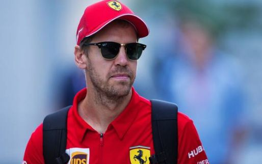 Vettel tries vegan diet: