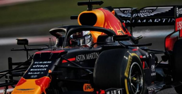 Verstappen: I want to win with Red Bull