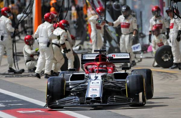 Raikkonen says there is no difference in pressure between Alfa Romeo and Ferrari