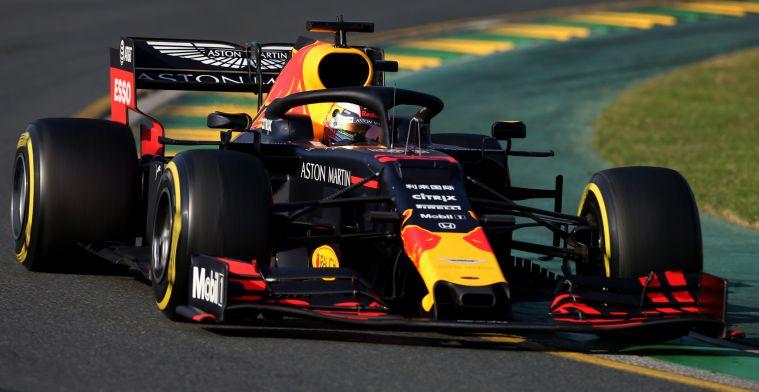 Verstappen had in Melbourne spec-2 Honda moeten hebben: Maar was vertraagd