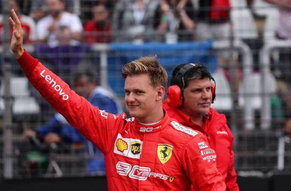 Schumacher blij met vaderfiguur: ''Hij heeft ook veel van mijn vader geleerd''
